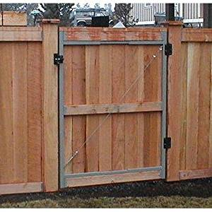 "AG 60-3 - 60""-96""W X 60""H GATE, 3 RAIL"